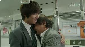 City Hunter and Ahjussi