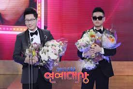 Gary and Ji Suk Jin Win