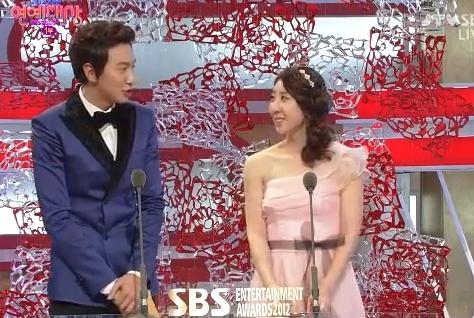 Gwang Soo Presenting 2