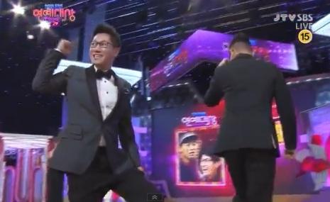 Ji Suk Sin and Gary Win 2