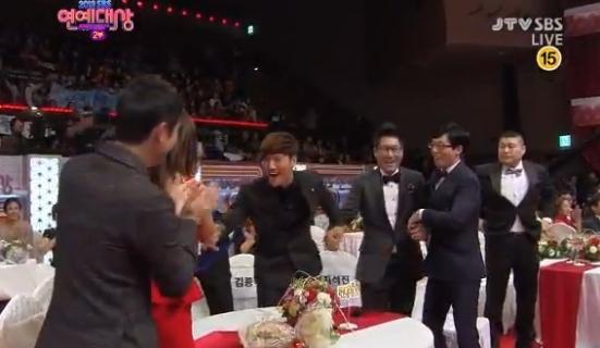 Ji Suk Sin and Gary Win 4