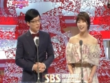 Running Man Wins Big at the 2012 SBS Entertainment Awards