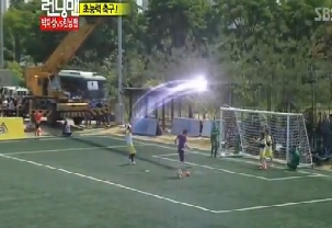 Super Football Ji Suk Jin