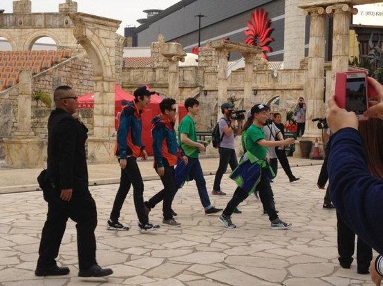 Running Man Macau 1