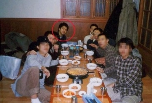 And the most disturbing thing of all is his past photos feature scense like this