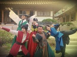 joseon power rangers