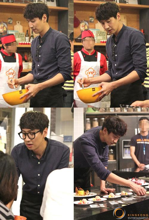 kwang soo chef