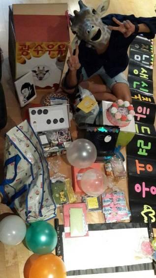 Kwang Soo Birthday