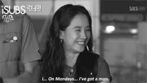 On Mondays