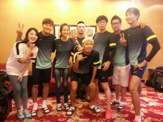 Sulli and cast ep 153