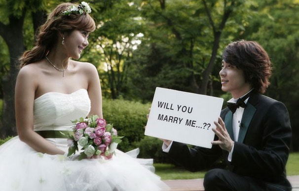 We Got Married couple becomes a real-life couple The Story Begins