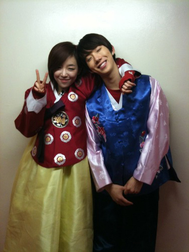 One of my fav WGM Couples