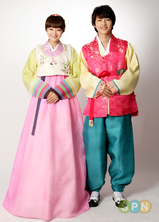 Seo Hyo Rim and Song Joong Ki