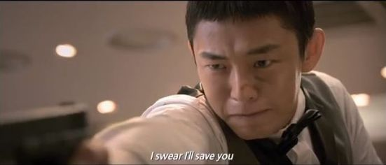 Ggang Chul - I swear I'll save you