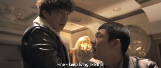 Jong Soo - Fine Keep living like this