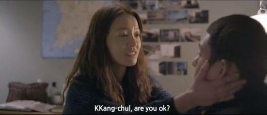 Soo Ji - Ggang Chul are you okay