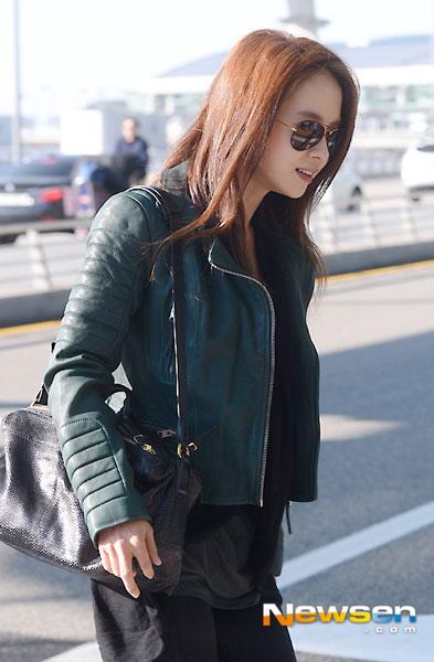 ji hyo airport 2