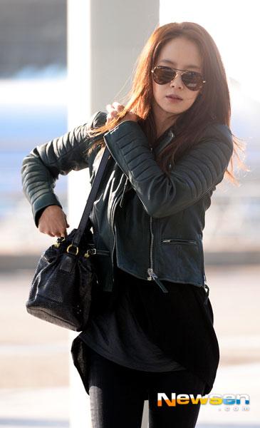 ji hyo airport 3