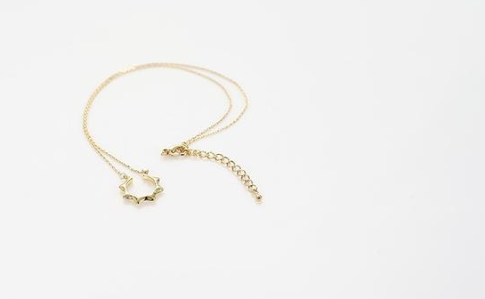 Masters Sun Necklace