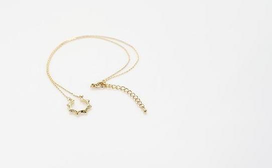 Masters Sun Necklace