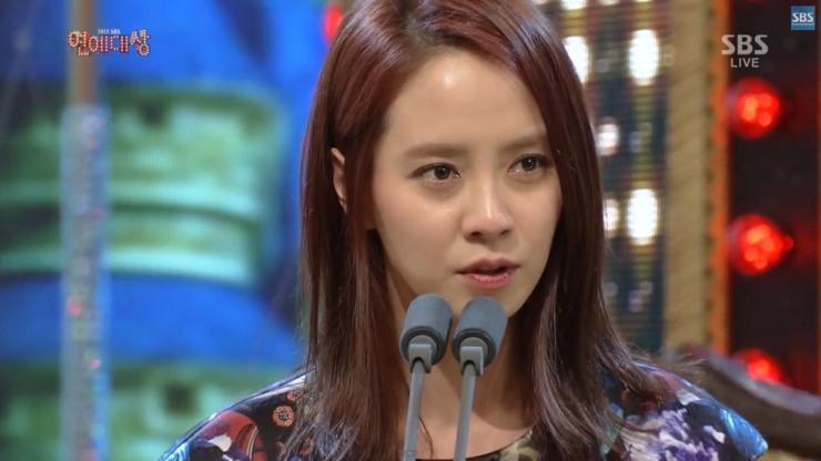 Ji Hyo Tears