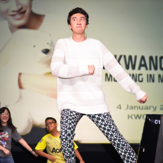 Fan Meet Kwang Soo 5