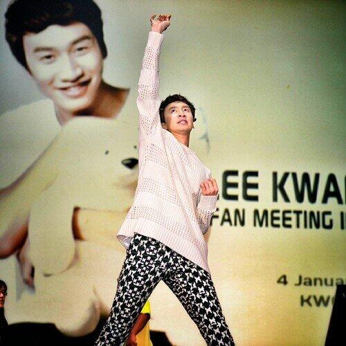 Fan Meet Kwang Soo