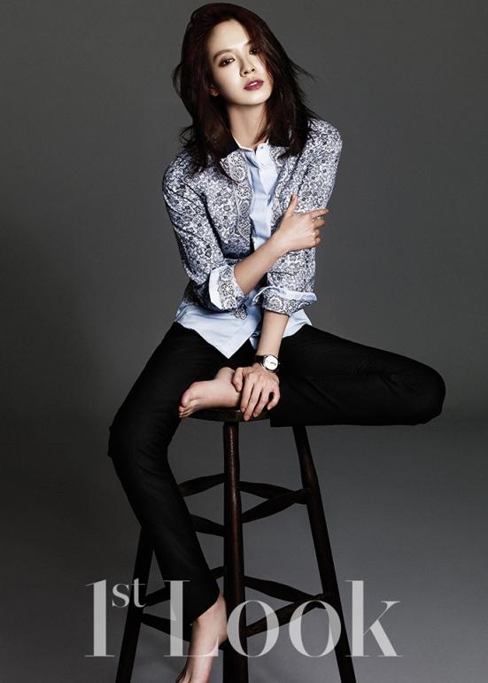 Ji Hyo 1st Look 6