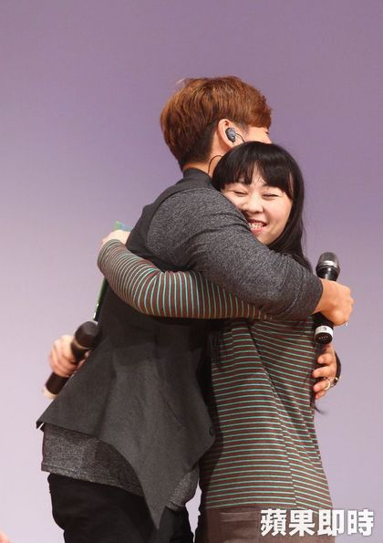 kjk fan meeting taiwan 7