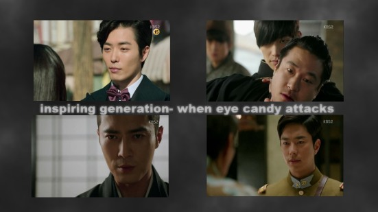 Eye Candy Inspiring Generation