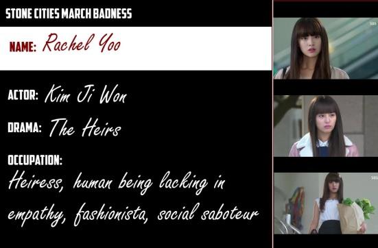 Rachel Yoo