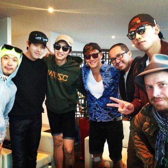 Running Man Australia Airport 10
