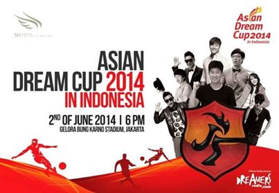 Asian Dream Cup 2014 Running Man