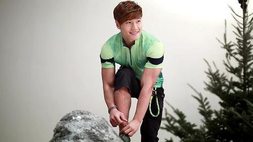 Kim Jong Kook Fever Green 9