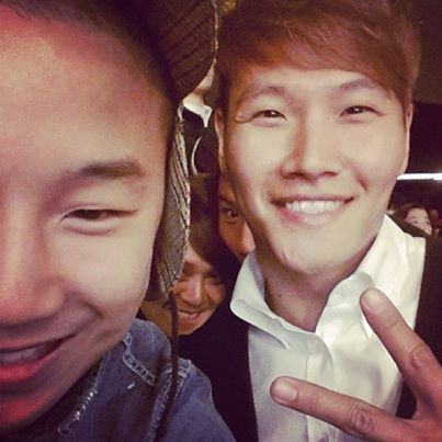 shorry j and kim jong kook