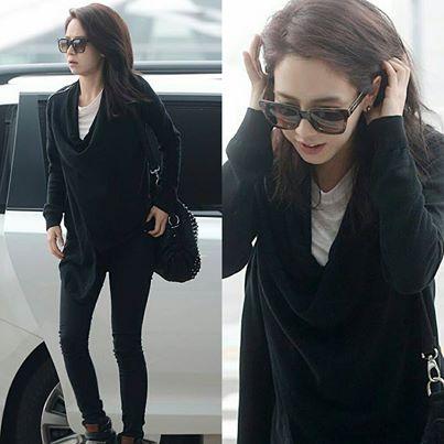 Ji Hyo Airport 1
