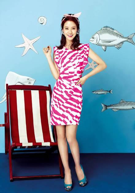 Ji Hyo Yesse Summer 1