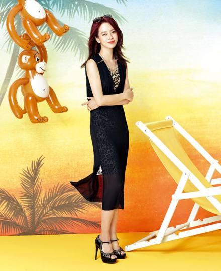 Ji Hyo Yesse Summer 3