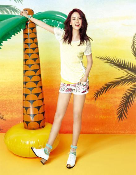 Ji Hyo Yesse Summer 5