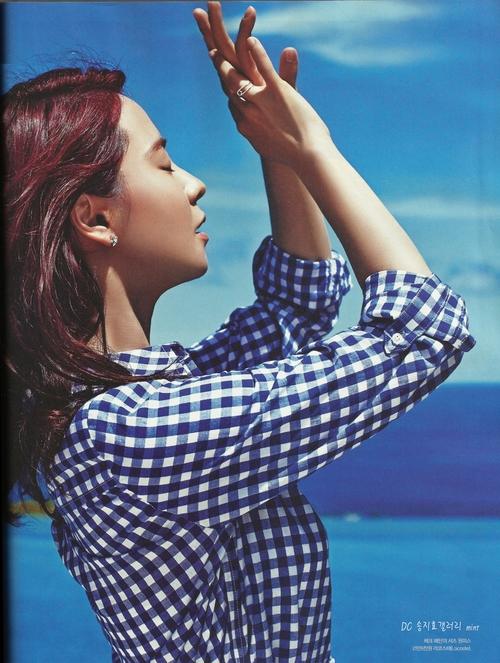 Song Ji Hyo Grazia 1