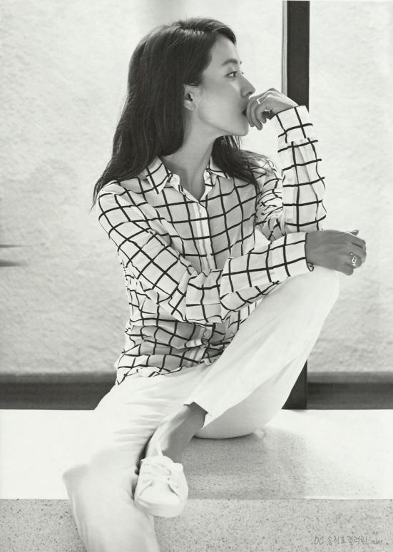 Song Ji Hyo Grazia 3