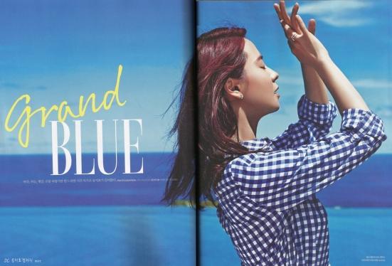 Song Ji Hyo Grazia 4