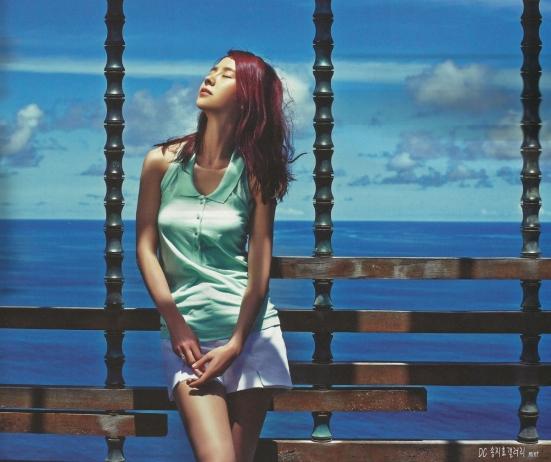 Song Ji Hyo Grazia 5