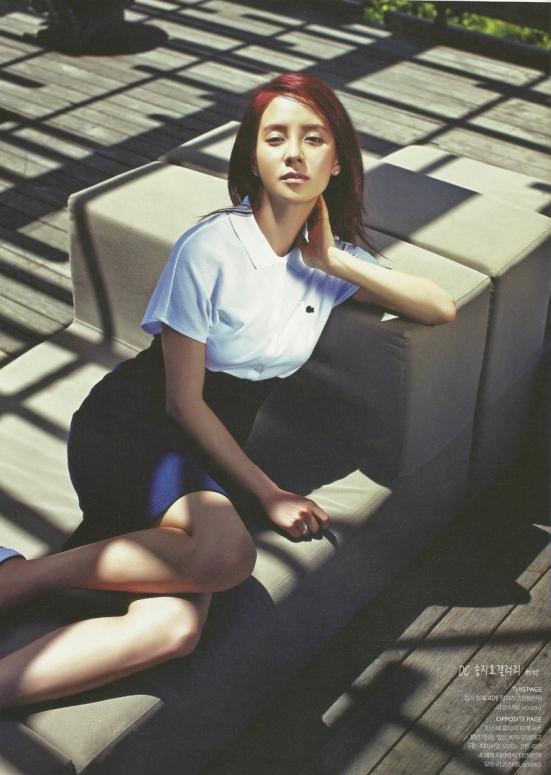 Song Ji Hyo Grazia 7