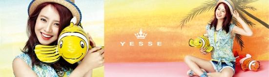 Song Ji Hyo Yesse 1