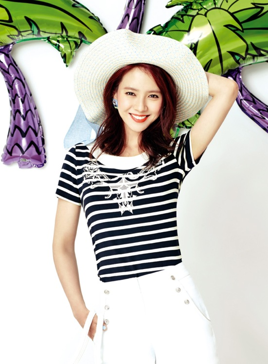 Song Ji Hyo Yesse 2