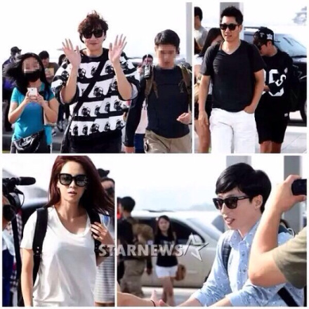 5.31 Airport Running Man 2
