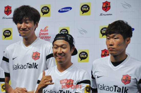 6.1 Running Man ADC Press Conf 1