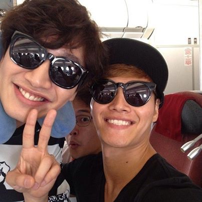 Kim Jong Kook off to Indonesia