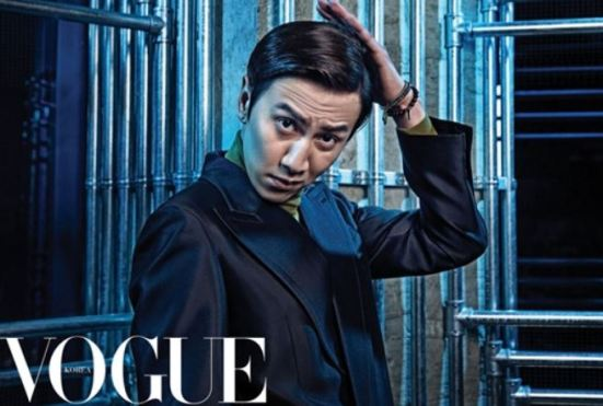 Lee Kwang Soo Vogue